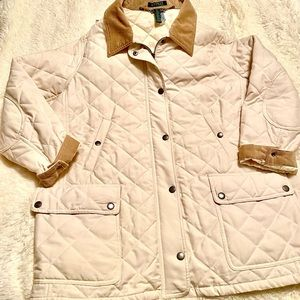 Spring plus size puff jacket